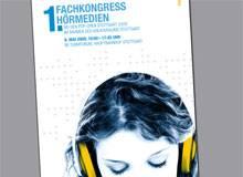 Fachkongress Hörbuch und Podcast am 8. Mai 2009 in Stuttgart