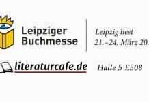 Das literaturcafe.de auf der Leipziger Buchmesse 2019