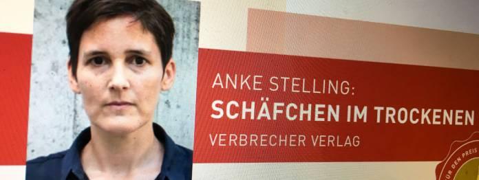Preis der Leipziger Buchmesse 2019 für Anke Stelling?