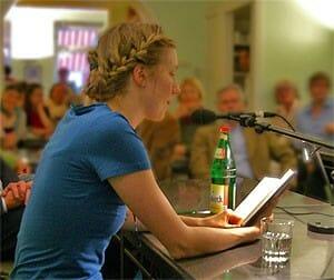 Svenja Leiber liest