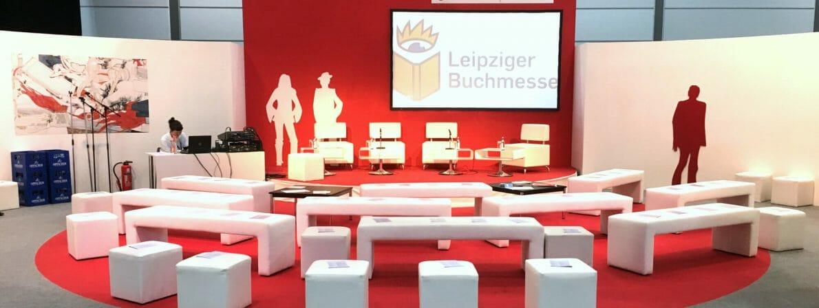 Im März 2021 bleiben die Messehallen leer: Die Leipziger Buchmesse 2021 wird in den Mai verschoben
