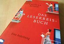 Über Lesekreise: Ein Gespräch mit Thomas Böhm - Buchmesse-Podcast 2011