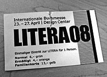 Buchmesse für Anfänger LITERA 2008 in Linz