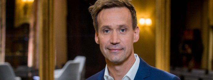 Volker Weidermann leitet das Literarische Quartett (Foto: ZDF/Svea Pietschmann)