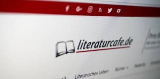 Layout und Logo: Das literaturcafe.de hat sich frisch gemacht