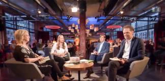 Besuch beim Schweizer Literaturclub: Elke Heidenreich und Nicola Steiner im Interview