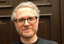 Daniel Beskos vom Hamburger Mairisch Verlag