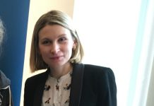 Mara Delius, Literaturkritikerin und Leiterin der Literarischen Welt