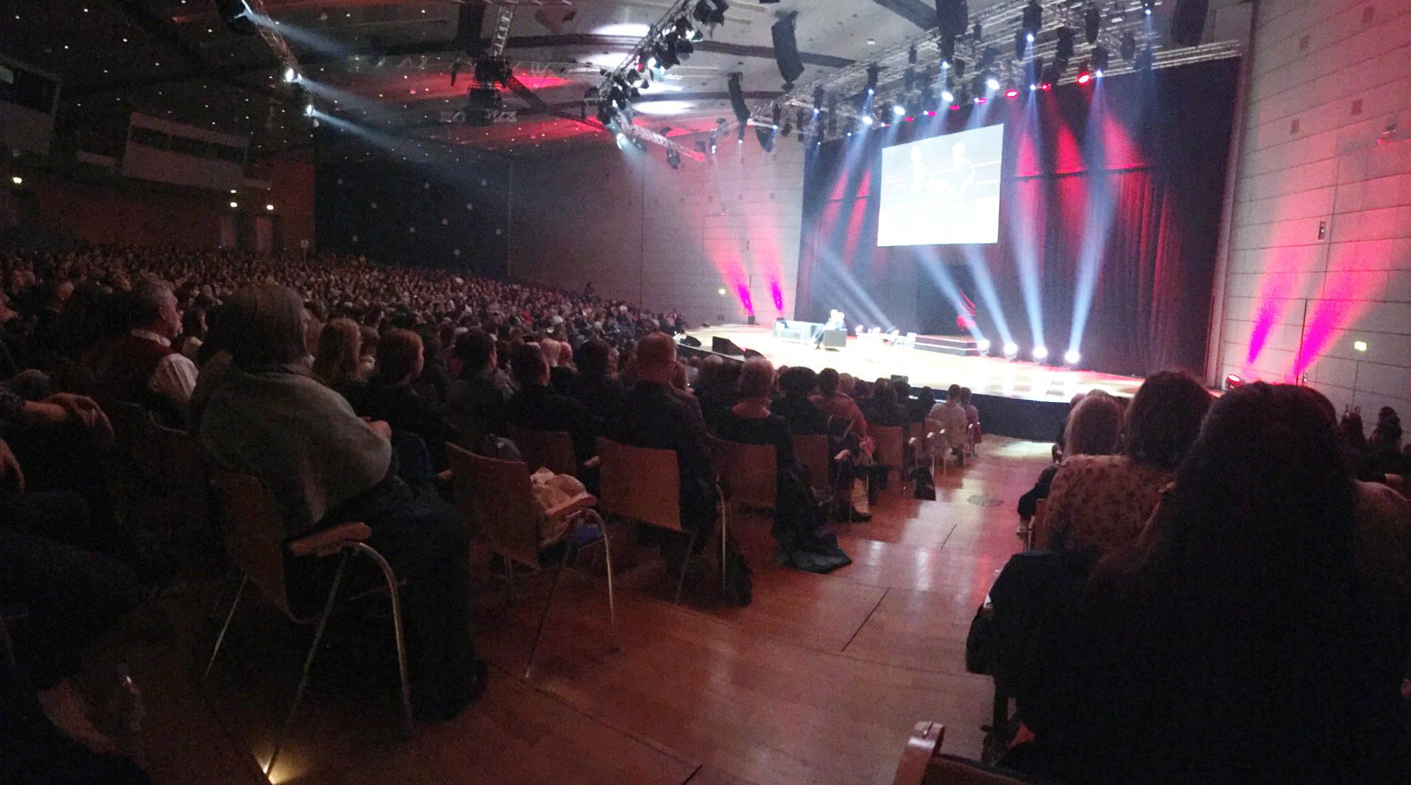 Die Frankfurter Buchmesse 2020 findet nicht in Frankfurt ...