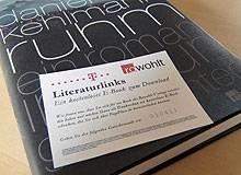 Literaturlinks: Ab heute liegt jedem Rowohl-Buch ein Downloadgutschein bei