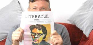 Wolfgang Tischer sieht sich den LITERATUR SPIGEL an