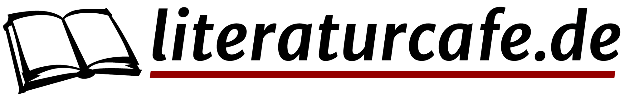 Das Logo des literaturcafe.de