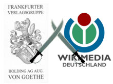 Frankfurter Verlgagsgruppe will weiter gegen Wikipedia klagen
