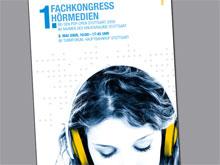 Fachkongress Hörmedien am 8. Mai 2009 in Stuttgart