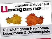 Literatur-Oktober auf Umagazine.de