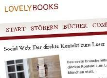 Lovelybooks lädt Verlage, Autoren, Buchhandlungen und Leser ins Literaturhaus München ein
