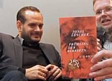 Interview und Buchkritik: Jonas Lüscher - »Frühling der Barbaren«