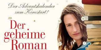 Adventskalender gewinnen: »Der geheime Roman des Monsieur Pick«
