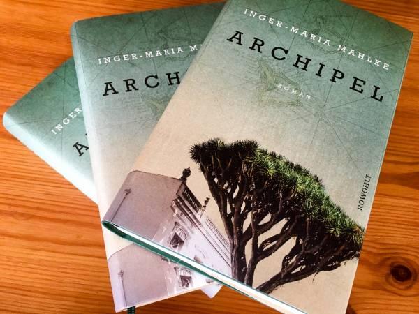 »Archipel« von Inger-Maria Mahlke - Nach dem Deutschen nun der Bayerische Buchpreis?