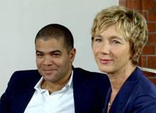 Die Vorleser im ZDF: Interview mit Amelie Fried und Ijoma Mangold (Podcast-Sonderfolge)