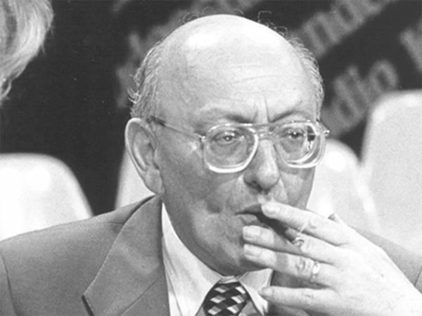 In Anlehnung an die Treffen der Gruppe 47 wurde 1977 der Bachmannpreis gegründet. Zu den Initiatoren zählte Marcel-Reich Ranicki (Foto: ORF/bachmannpreis.at)