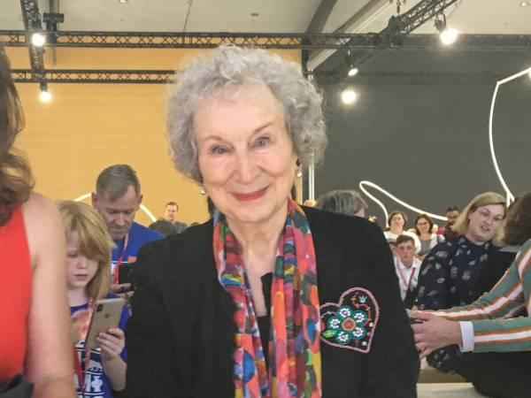 Margaret Atwood übernimmt: Kanada ist Buchmesse-Gastland 2020 1