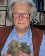 Ralph Giordano (Foto: Sabine Wirth)