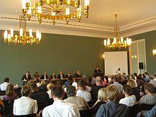 Tagung zum Heidelberger Appell