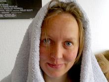 Handtuch-Tag