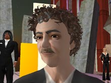 Kurt Vonneguts Alter Ego in Second Life