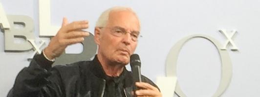 Überall, weil Buchpreisgewinner: Bodo Kichhoff