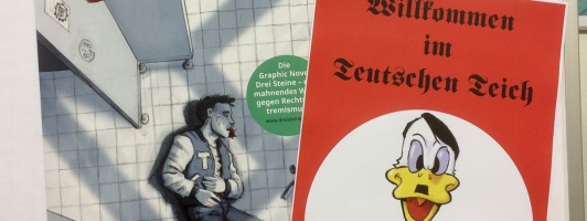 Comic-Angebot von Nils Oskamp