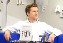 Die Elite auf der Buchmesse
