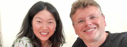 Miriam Vollmer und Wolfgang Tischer analysieren den ersten Lesetag beim Bachmannpreis 2018 in Klagenfurt