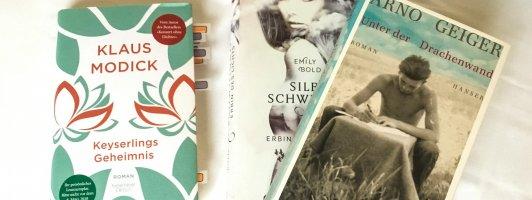 Die Bücher der heutigen Autoren