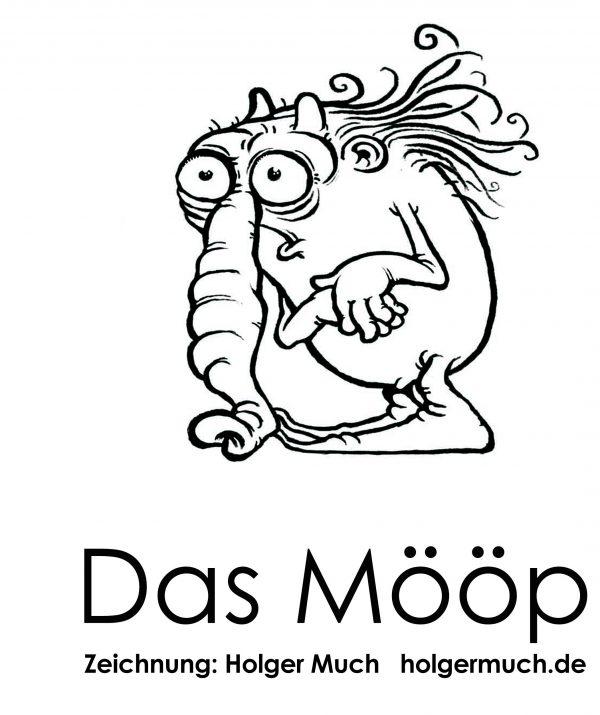 Das Mööp (Zeichung: Holger Much)