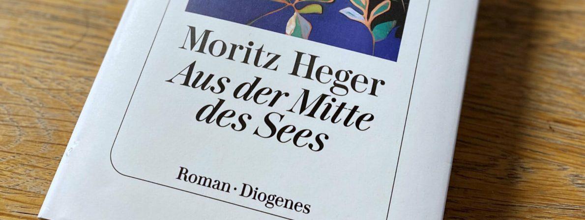 Buch: Aus der Mitte des Sees (Diogenes Verlag)