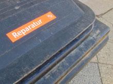 Reparaturmuell