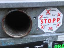Stoppstelle