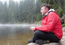 Am Mummelsee: Wolfgang Tischer liest Mörike
