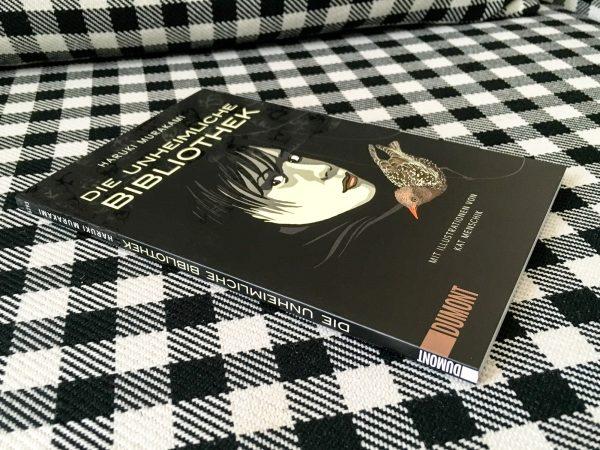 Haruki Murakami: Die unheimliche Bibliothek 1