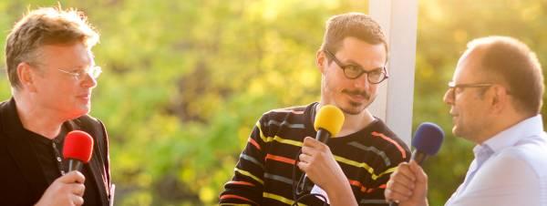 Narrativa: Ein Ausblick auf die Narrativa 2018 von der Dachterrasse aus