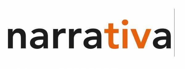 Logo der narrativa: Tagung in Frankfurt beschäftigt sich mit dem Erzählen