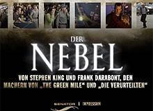 Wir verlosen Kinokarten für Stephen Kings »Der Nebel«