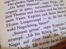 Mittlerweile vom Verlag eliminiert: N-Wörter im Buch »Pippi Langstrumpf«.
