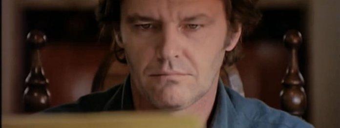 Jack Nicholson als Jack Torrance im Film »Shining« (Foto: Warner Bros.)