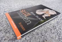 Nina Jäckle: Stillhalten - Leiser Roman in lauter Zeit