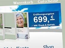 Screenshot: 699 Euro kostet ein Buch in der »Norddeutschen Reihe«