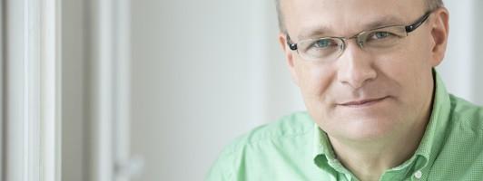 Dr. Olaf Kutzmutz, Programmleiter Literatur der Bundesakademie für Kulturelle Bildung Wolfenbüttel (Foto: Bundesakademie)