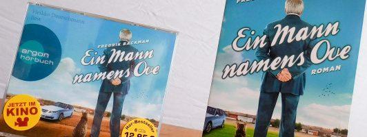 Wir verlosen Hörbuch und Buch von »Ein Mann namens Ove«